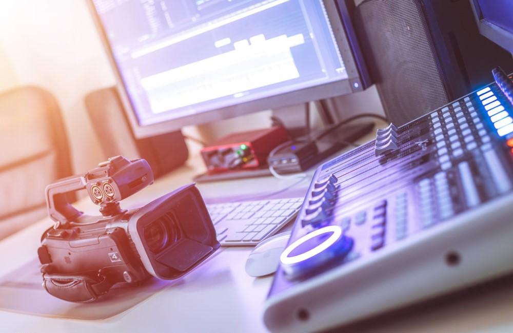 Produção e Edição de Vídeo