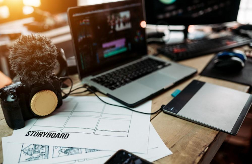 Produtora de Áudio e Vídeo